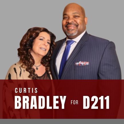 Curtis Bradley for District 211 Board of Education